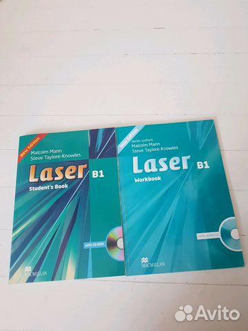 Книга «laser b1: student book (+ cd-rom)» malcolm mann купить на.