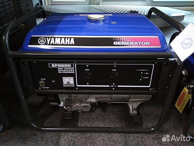 Генераторы бензиновые yamaha ef 6600 схема стабилизатора напряжения 10000