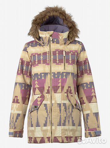 17aaac3e Куртка для сноуборда Burton Wb Hazel Jk Vision Que | Festima.Ru ...