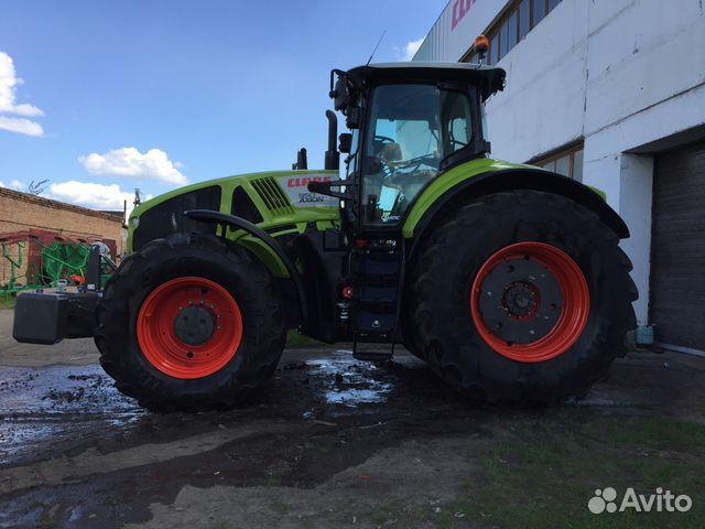 Трактор claas axion 950 89080170003 купить 2