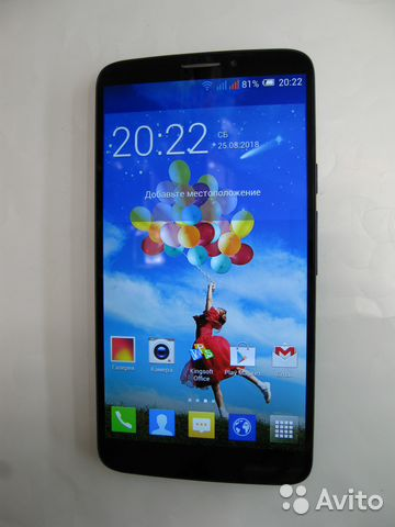 Alcatel One Touch hero 8020D
