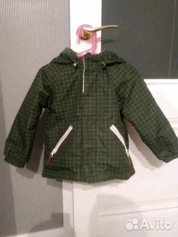 Куртка зимняя Reima купить в Ленинградской области на Avito ... e47465d3c15
