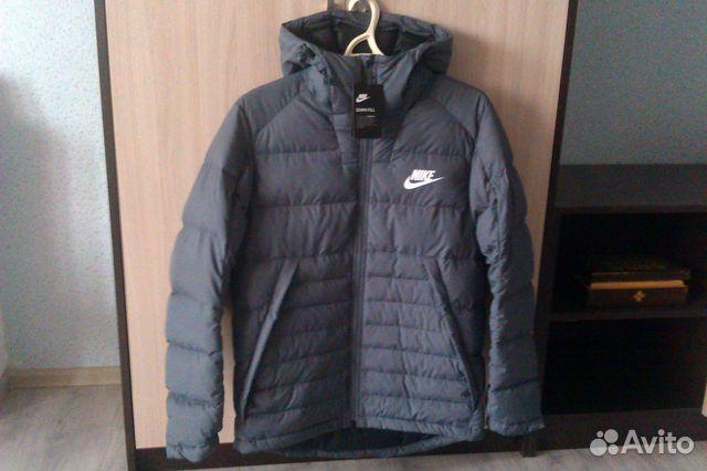 Пуховик Nike купить в Москве на Avito — Объявления на сайте Авито 05b036eba4e