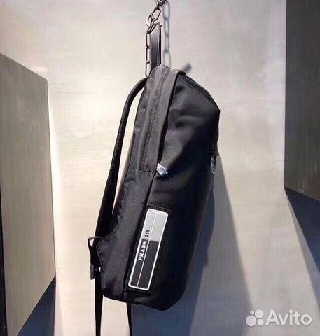 Рюкзак Prada купить в Москве на Avito — Объявления на сайте Авито 5846ce0e4cb