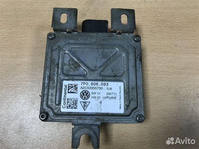 89026196331 Блок управления топливного насоса Volkswagen