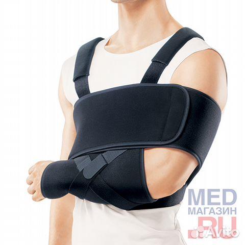 Бандаж на плечевой сустав и руку si-301 orlett стоит ли делать протезирование коленного сустава