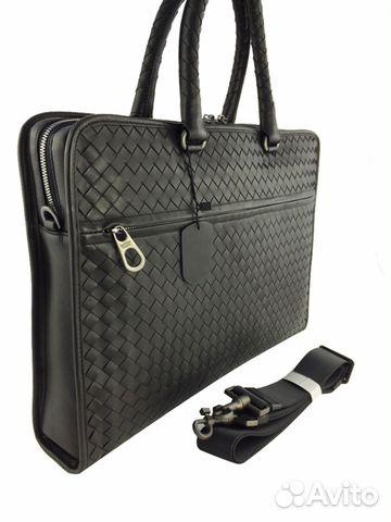 7ee7b50c514e Мужская сумка портфель Bottega Veneta арт.914-32 | Festima.Ru ...