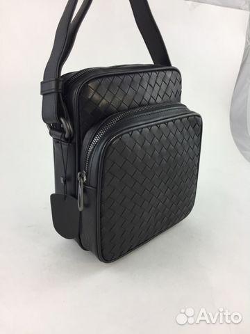 b29826a12e0a Мужская сумка планшет Bottega Veneta арт.914-128 купить в Москве на ...