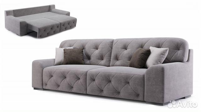 диван кровать вегас сильвер качество премиум купить в москве на