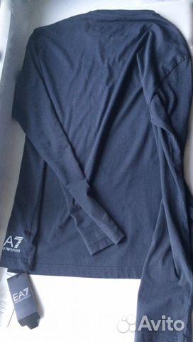 a3495aac312f Кофта Emporio Armani EA7 купить в Москве на Avito — Объявления на ...