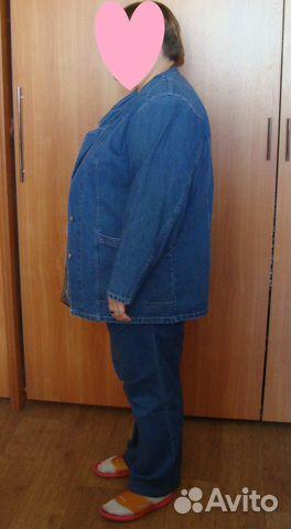 2006799e69e Женская одежда б у 54-56 и 62-70 р-р купить в Москве на Avito ...