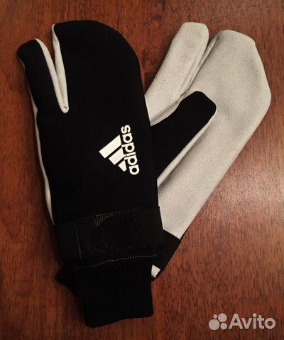 6da6349d Спортивные перчатки варежки Лобстеры adidas лыжи купить в Москве на ...