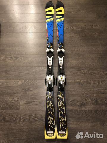 cc2d39d89b7d Горные слаломные лыжи Salomon X-Race