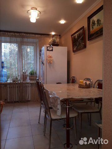 Продается четырехкомнатная квартира за 3 100 000 рублей. Ростовская область, Батайск, улица Ленина, 219.