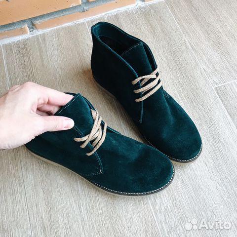 bd78cddfb Замшевые ботинки на каблуке   Festima.Ru - Мониторинг объявлений