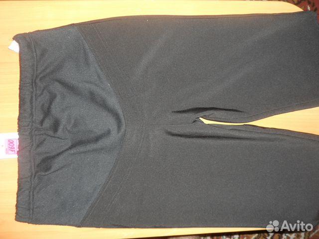 Новые утепленные брюки для беременных на флисе купить 1