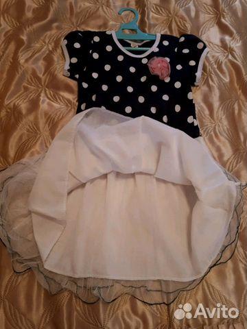 Платье 110 р-р