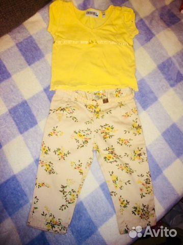 Брендовая одежда на девочку   Festima.Ru - Мониторинг объявлений d85310c58b1