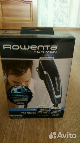 Новая машинка для стрижки волос Rowenta tn 1600 FO купить в ... cb3c8e7a31e