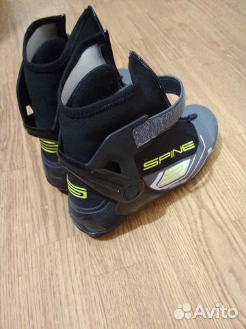 Лыжные ботинки spine купить в Свердловской области на Avito ... 8386da43e6c