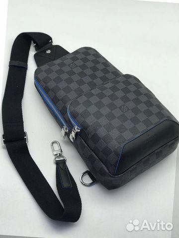 c91c3ca263c3 Мужская сумка через плечо Louis Vuitton купить в Москве на Avito ...