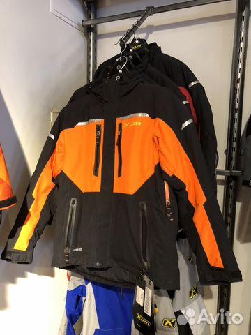 Куртка снегоходная Klim Keeweenaw Parka