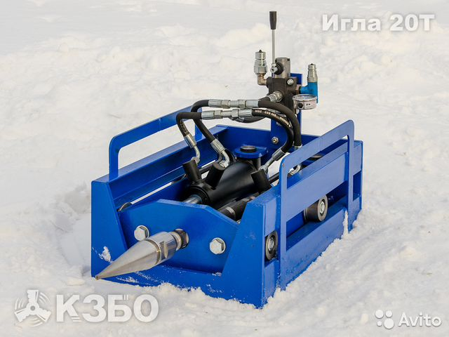 Оборудование для прокола грунта Игла (мини-гнб) 89377774923 купить 5