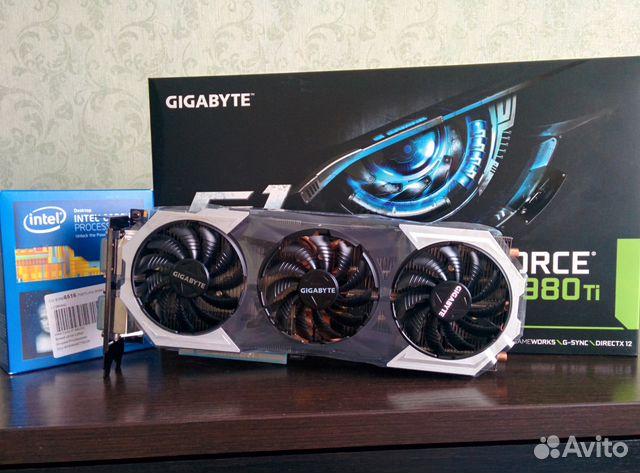 Gigabyte GeForce GTX 980 Ti G1 gaming купить в Алтайском