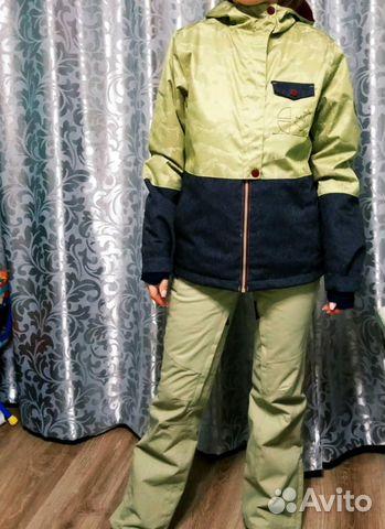 Новый сноубордический костюм West Beach (Канада)   Festima.Ru ... 966939d5cee