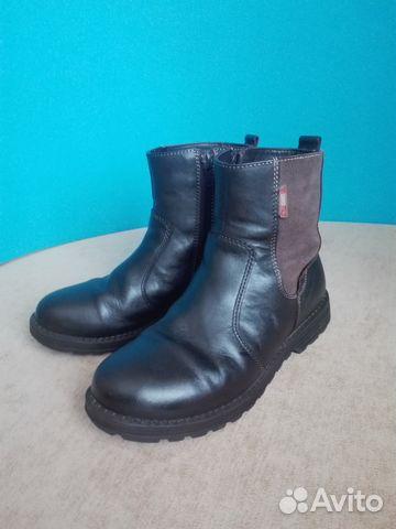 2a18b2e87 Продаются ботинки зимние для подростка   Festima.Ru - Мониторинг ...