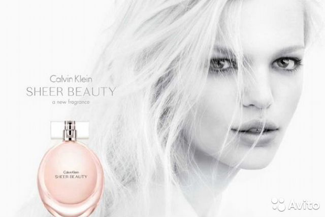 Тестер Calvin Klein Sheer Beauty— фотография №1