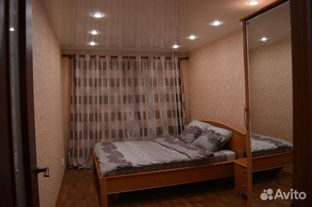 Продается двухкомнатная квартира за 3 700 000 рублей. Благовещенск, Амурская область, улица Строителей, 68.