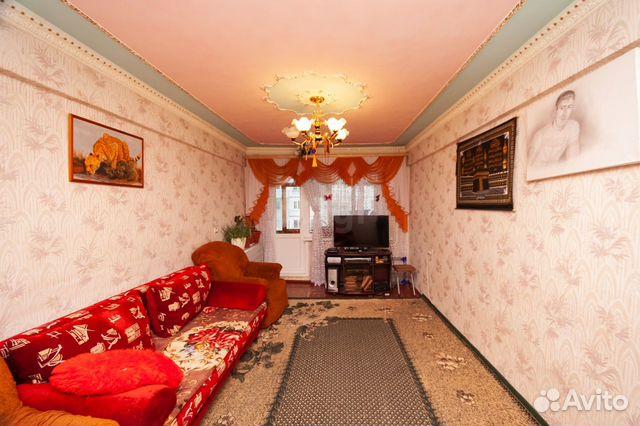 Продается трехкомнатная квартира за 1 550 000 рублей. Пожарского,33.