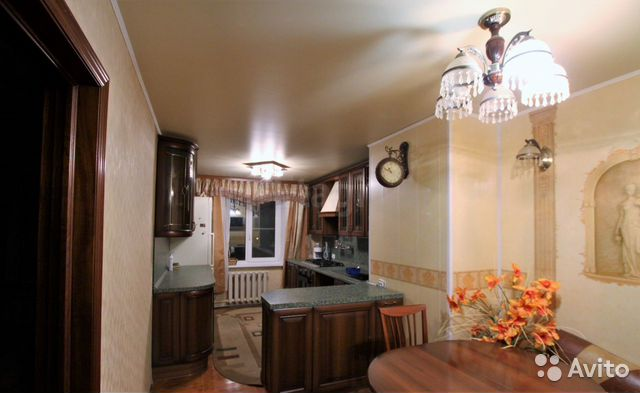 Продается четырехкомнатная квартира за 6 500 000 рублей. Вишневый бульвар,5б.