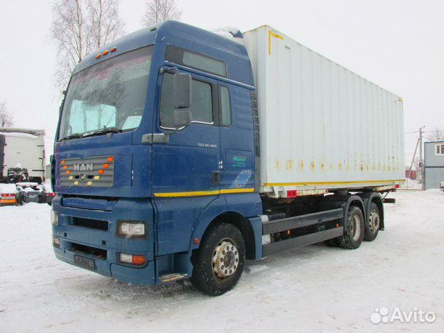 4116631042646 MAN TGA 26.460 АКПП 6х2 Грузовик типа BDF 2003 год купить в Санкт ...