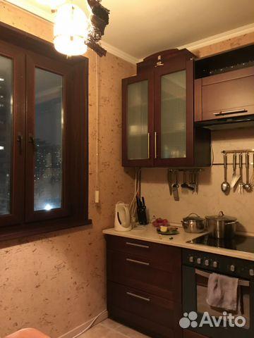 Продается однокомнатная квартира за 9 500 000 рублей. Цюрупы ул., д.12, к.6.