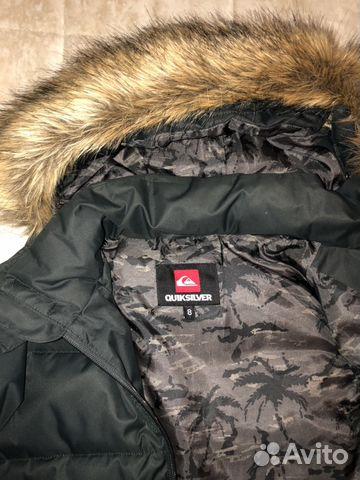 Куртка для мальчика Quiksilver