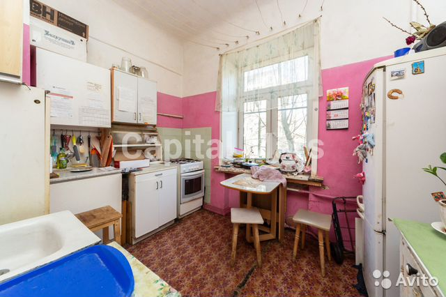 Продается четырехкомнатная квартира за 18 200 000 рублей. г Москва, проезд Кожуховский 1-й, д 9.