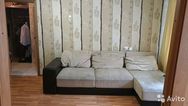 2-room apartment, 45 m2, 1/5 floor buy 2