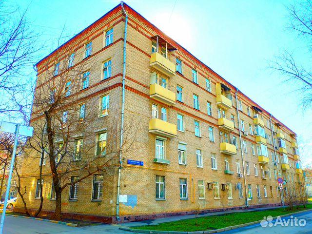 Продается квартира-cтудия за 3 500 000 рублей. г Москва, проезд Марьиной Рощи 4-й, д 10.
