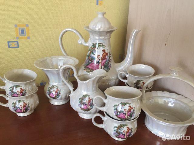 Сервиз кофейный  89024785655 купить 1