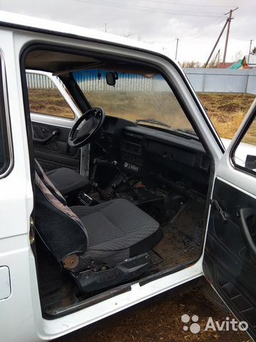 Купить ВАЗ (LADA) 4x4 (Нива) пробег 100 306.00 км 2005 год выпуска