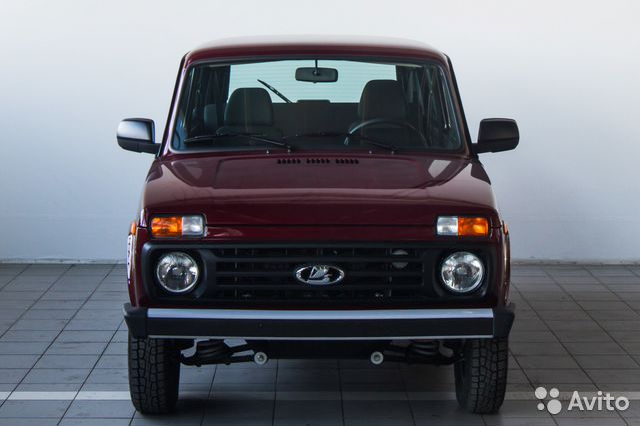 Купить ВАЗ (LADA) 4x4 (Нива) пробег 1.00 км 2019 год выпуска