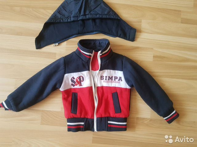 The jacket on the boy  89025569580 buy 1