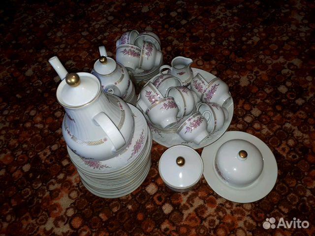 Сервиз чайный 89116089380 купить 3