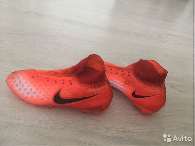 6f9eeccb Бутсы-сороконожки Nike Hypervenom | Festima.Ru - Мониторинг объявлений