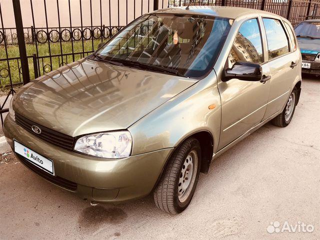 Купить ВАЗ (LADA) Kalina пробег 75 000.00 км 2012 год выпуска