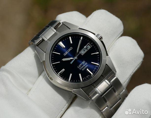 premium selection 6625e b015d Seiko Classic Titanium SGG729P1 купить в Краснодарском крае ...