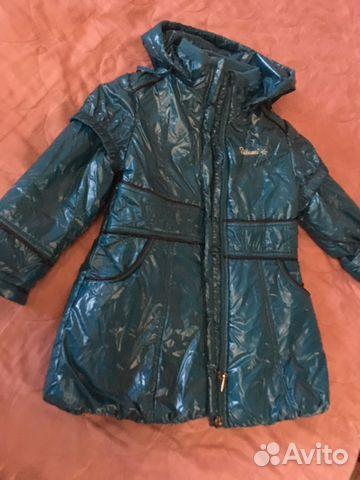 Куртка для девочки 89066435561 купить 1