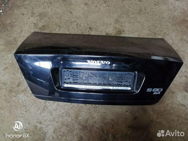 89226688886 Крышка багажника (Volvo S80)